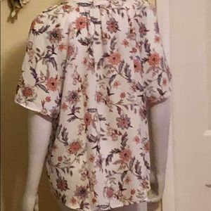 Floral blouse-bundle and save 15%
